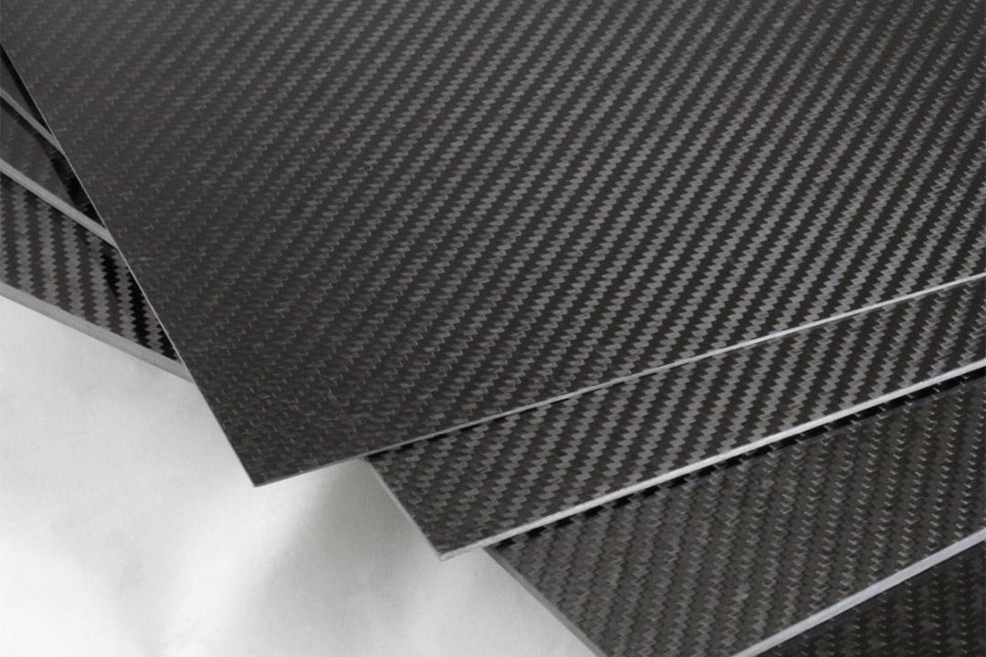 Carbon Fiber Plates Panels Angles