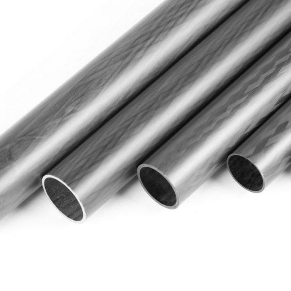 Carbon Fiber Round Tubes