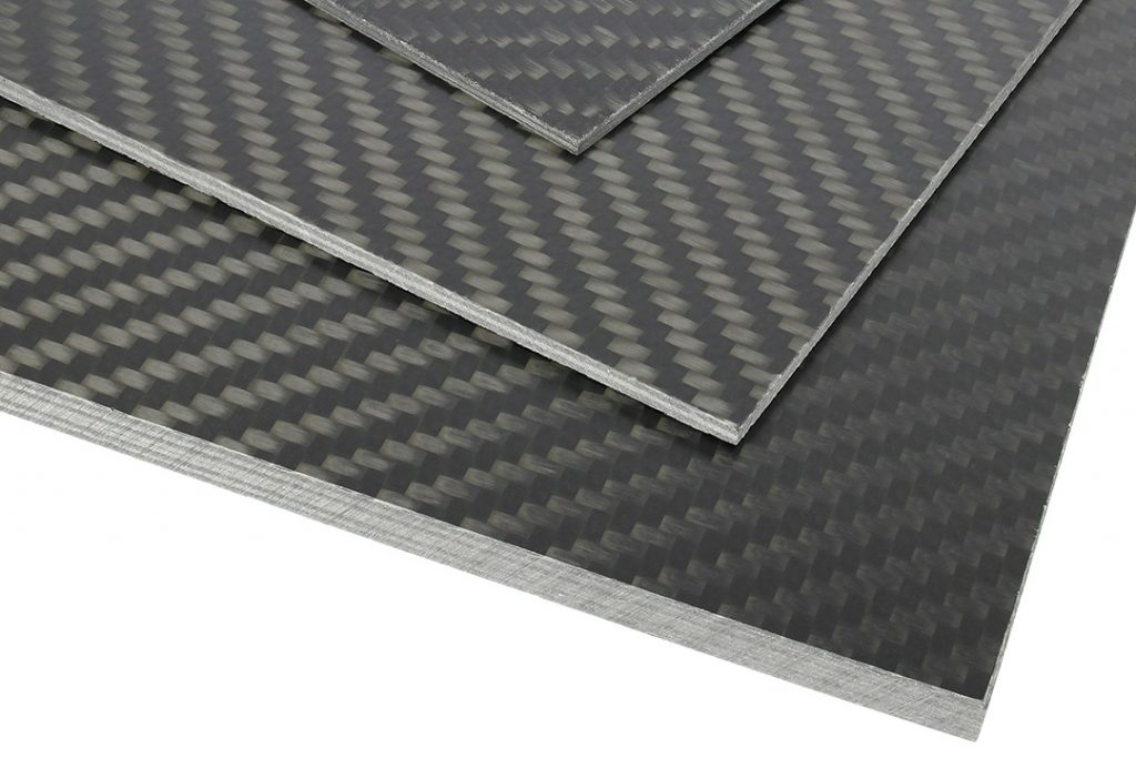 Carbon Fiber Plates / Panels / Angles – Carbon Fiber