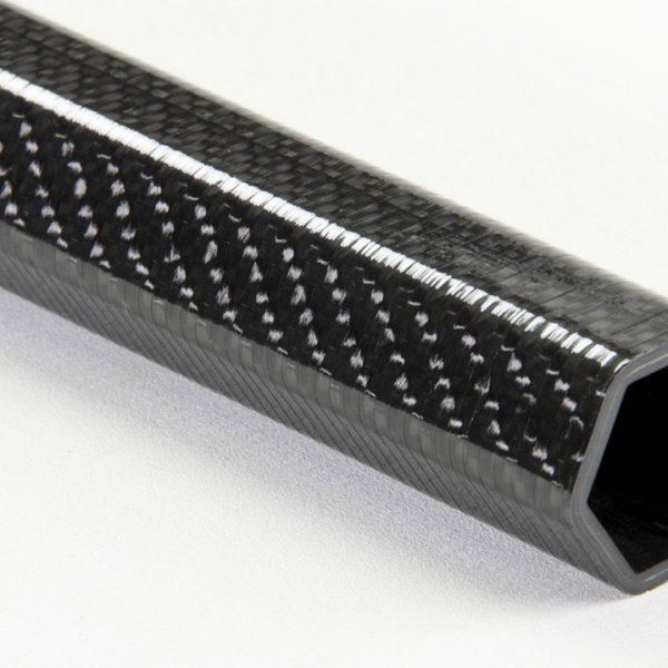 Carbon Fiber Shaped Tubes